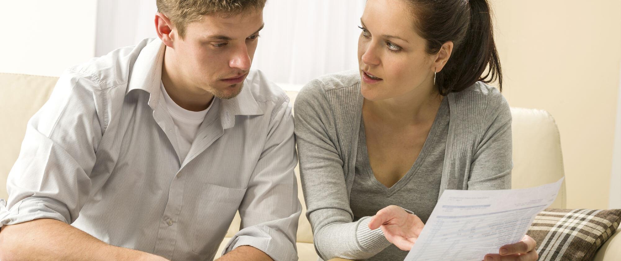 Par med gjeld