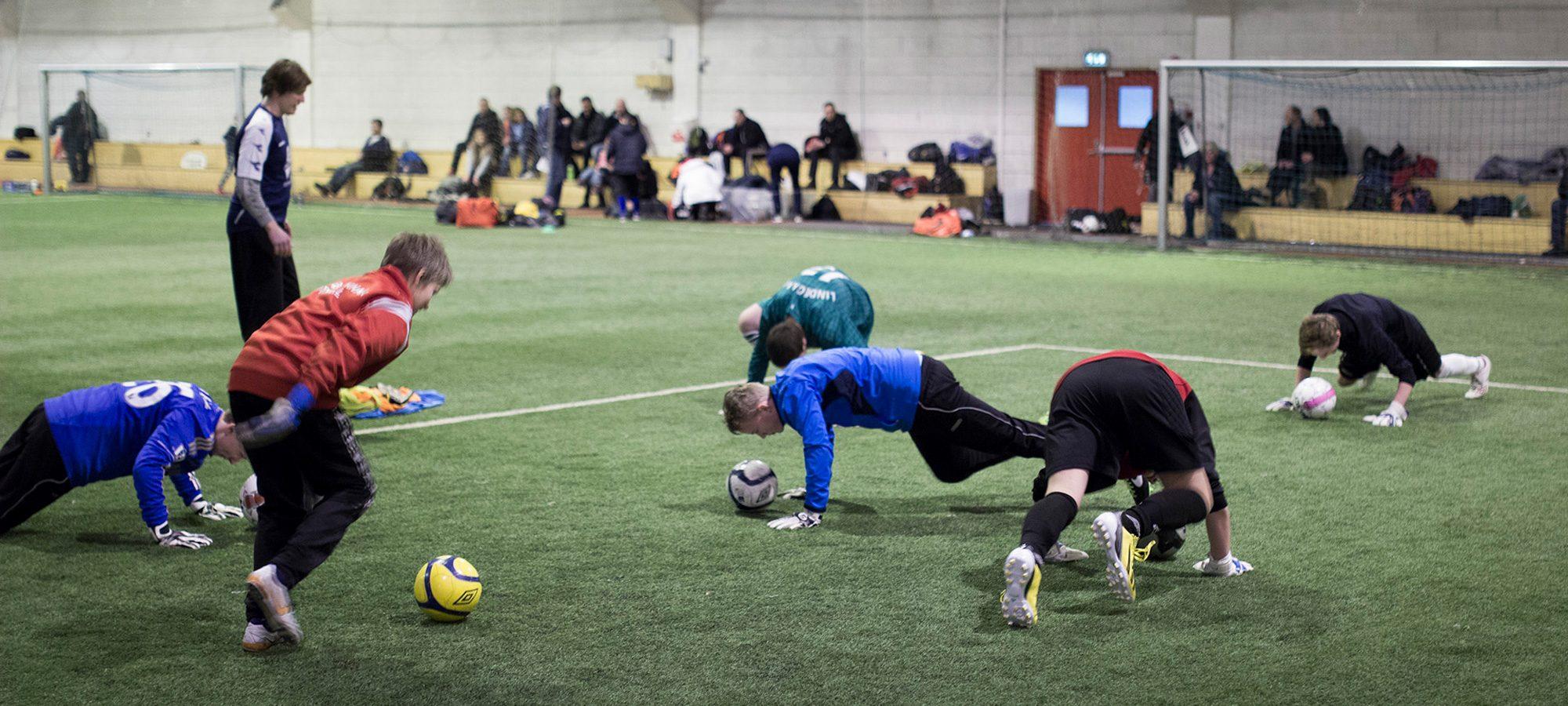 Keepertrening med Oslo Keeperskole