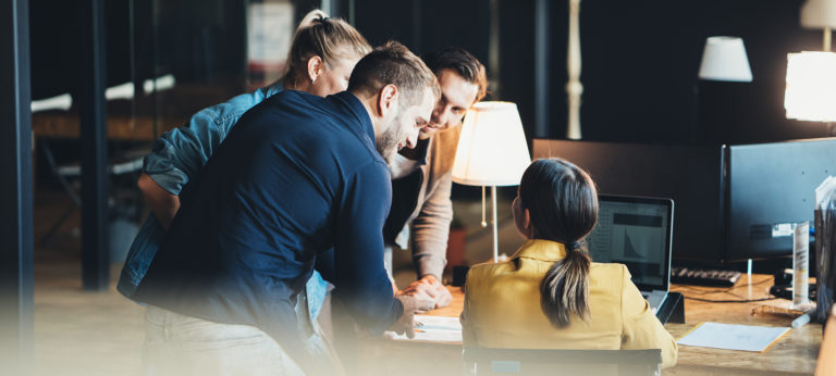 Hvilke selskapsformer kan du velge mellom når du skal starte bedrift?